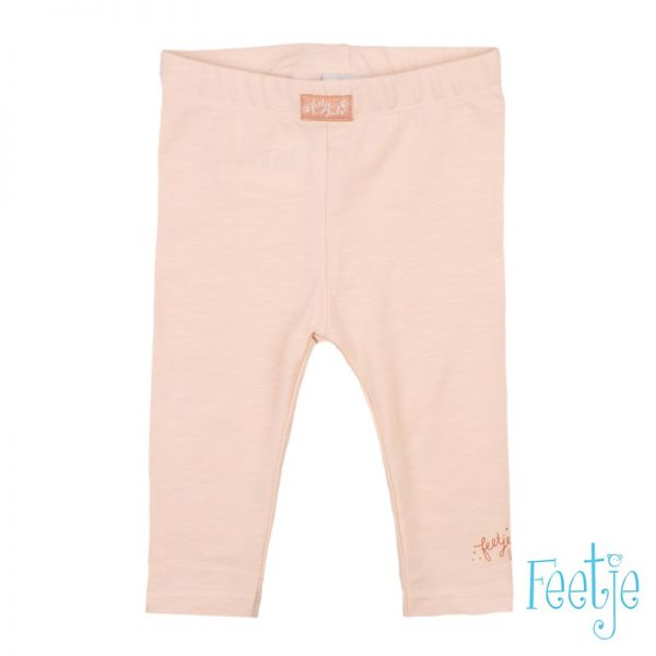 Feetje Shells Leggings rosa
