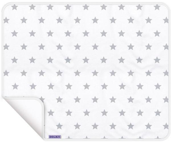 Dooky Multi Blanket (einlagig) - Silver Star