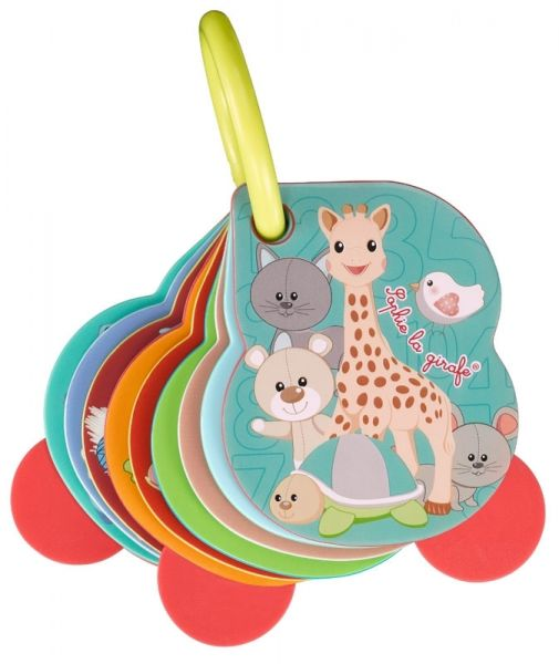 Vulli Sophie la girafe Zahlenbilder