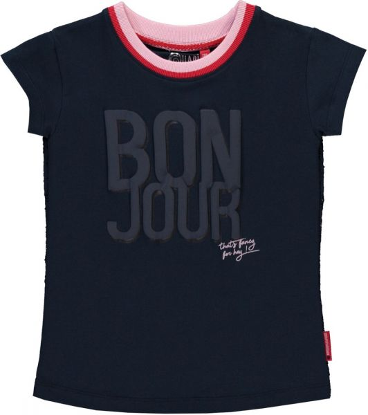 Quapi Simona T-Shirt navy Mädchen