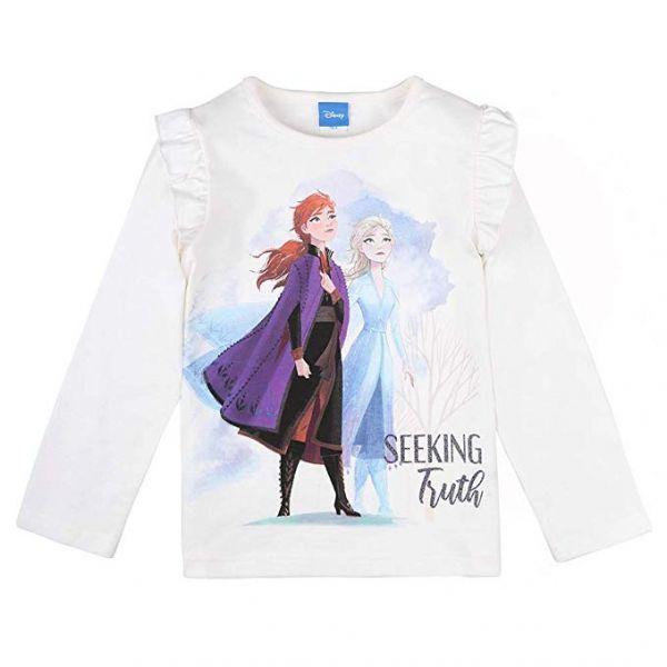 Püttmann Frozen 2 Anna und Elsa Shirt Longsleeve