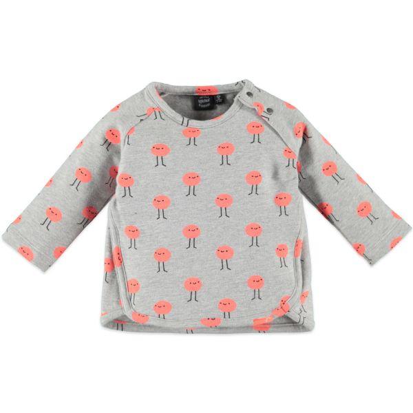Babyface Sweater grey melange