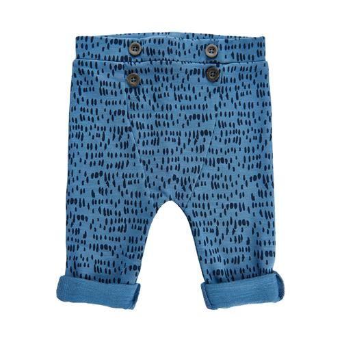 Minymo Sweatpants Hose Junge blau