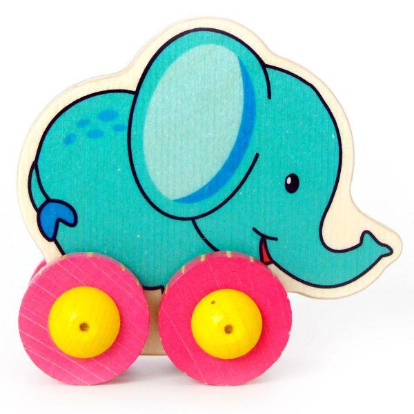 Hess Rolli Elefant