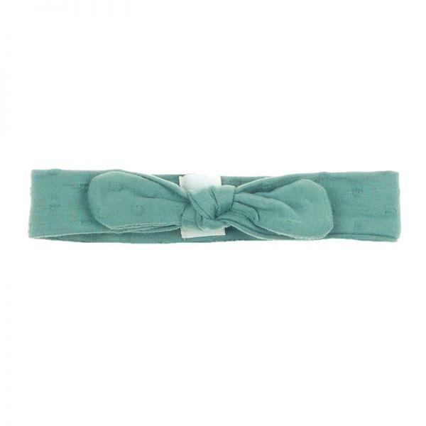 Feetje Mon Petit Haarband grün