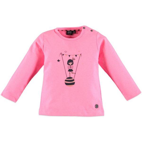 Babyface Shirt Longsleeve pink
