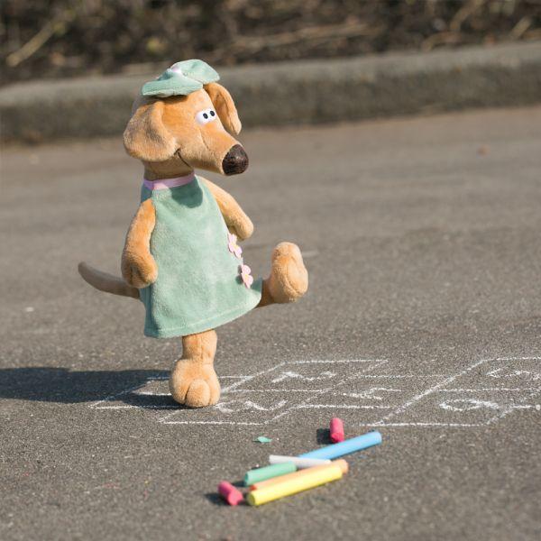 Orange Toys Zuza the dog Hund 20 cm