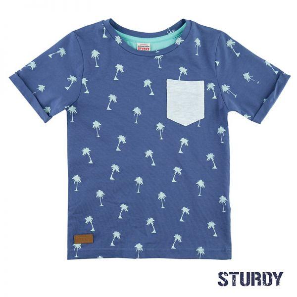 Sturdy Island T-Shirt indigo