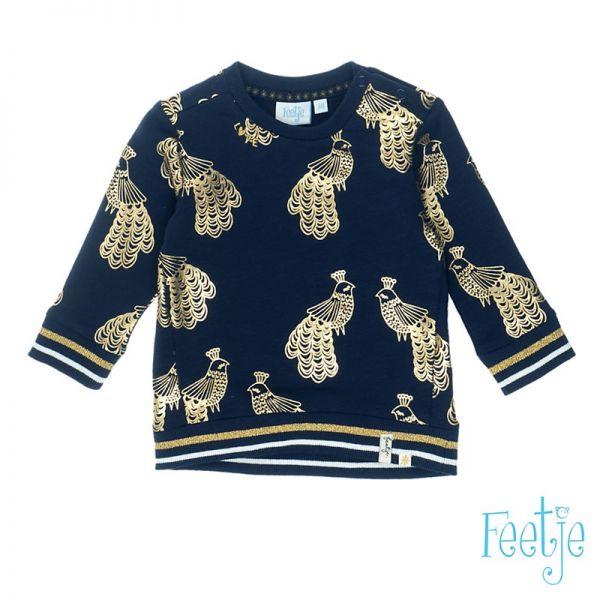 Feetje Hotel moonrise Sweater navy