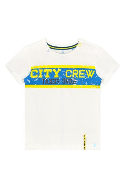 Quapi BEN T-Shirt S202 - WHITE