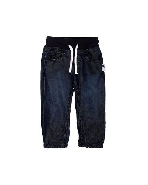 Stummer Jeans gefüttert