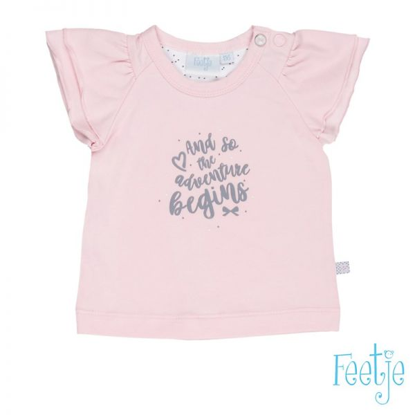 Feetje All of me T-Shirt rosa