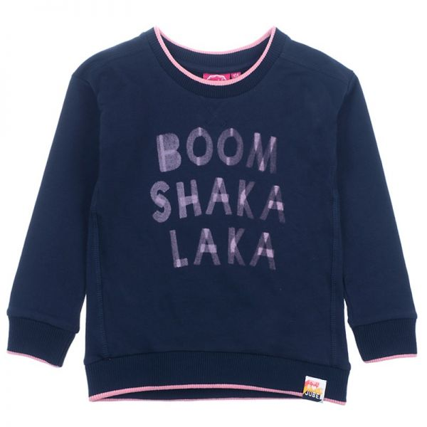 Jubel Pret-a-Party Sweater navy